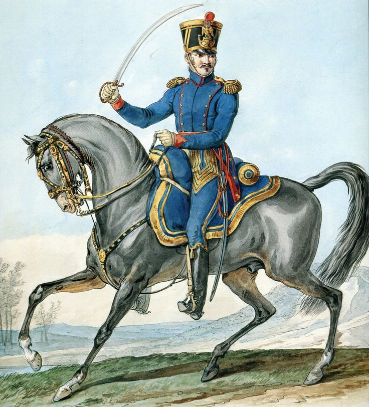 French Army 1812 Artillery Colonel by Vern