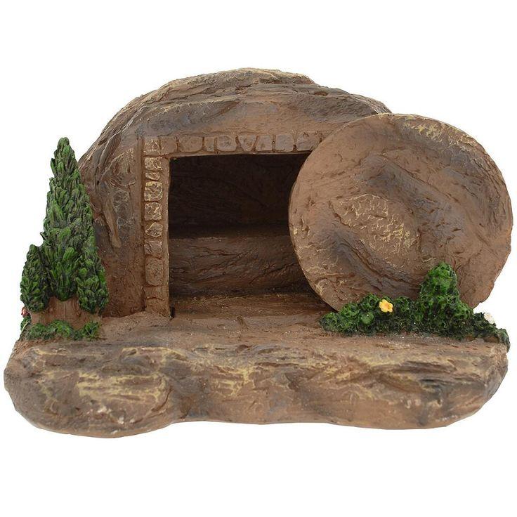 Fontanini Lighted Resurrection Scene For 5 Inch Life Of Christ Figures $29.50