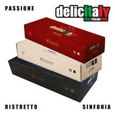90 Italian Espresso Capsules Nespresso compatible ONLY 0.34/pod! FREE SHIPPING!