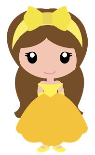 9 Princess Themed FREE Printables- Belle