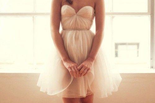 Nice dress:) Almost get a ballerina feelin'