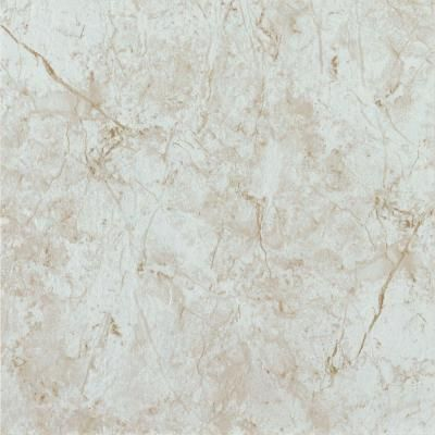 Armstrong 12 In X 12 In Peel And Stick Classic Marble