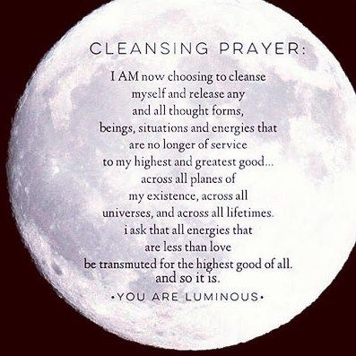 With Mercury in Retrograde ending. (Thank goddess) and the full moon today I think we can all use a nice clensing.  Break out the sage or come get some frankensence and myrr from us and let clear this insanity.