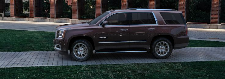 INTERIOR Step inside the 2017 Yukon Denali full-size luxury SUV and experience the large-SUV standard for refinement and innovation. With three rows of first-class seating, your passengers will enjoy the same style and comfort that you do.