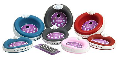 TORUS™ is a watering system, portable storage bowl and supplement dispenser in one!