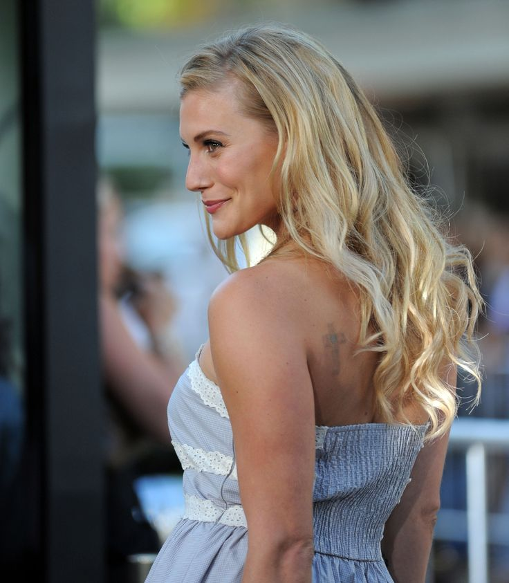 The Vogue, stylish and Sex Katee Sackhoff