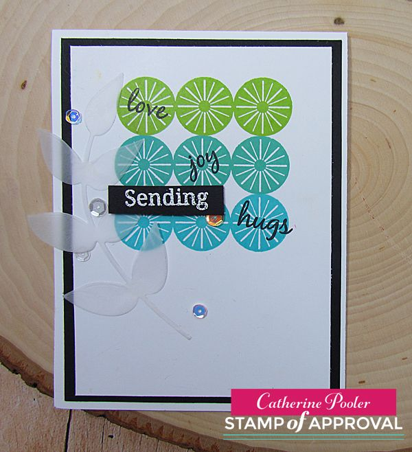 The Perfect Reason Stamp of Approval Blog Hop Day 1 – Catherine Pooler Designs