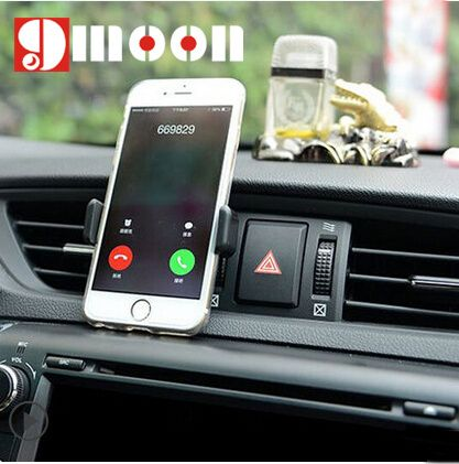 Hot Sale Universal Car Outlet Universal Phone Holder For VOLVO V40 V60 S60 S80 XC60 XC90 C30 C40 C70 S40 S80L
