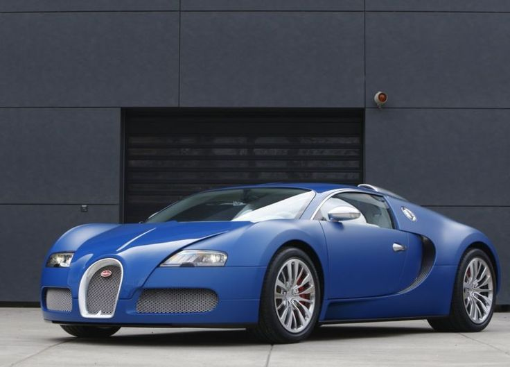 5 of the coolest bugatti veyron special editions - Bugatti Veyron Exterior