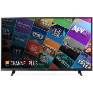 "4K Ultra HD (3,840 x 2,160) TruMotion 120 (Refresh Rate 60Hz) Active HDR HDR Effect IPS Technology webOS Smart TV (54.6"" Diag) BRAND NEW! LG 55UJ6200 55 4k UHD HDR Smart LED TV $399 + FREE"