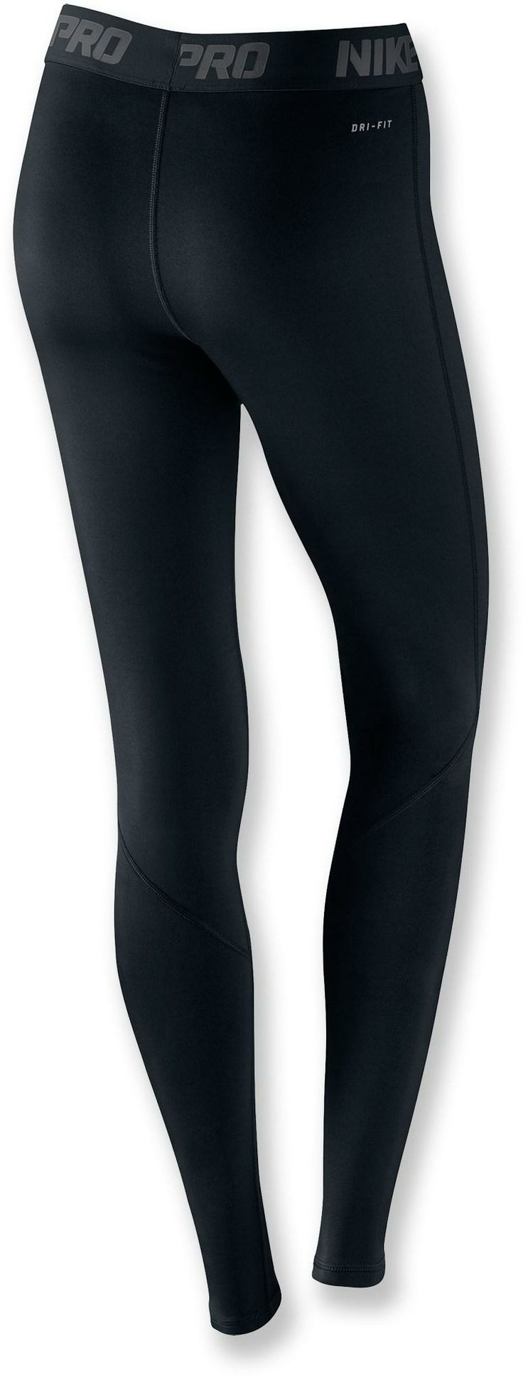 The Nike Pro Hyperwarm III tights deliver reliable warmth as a base layer for winter camping or skiing expeditions. #REIGifts