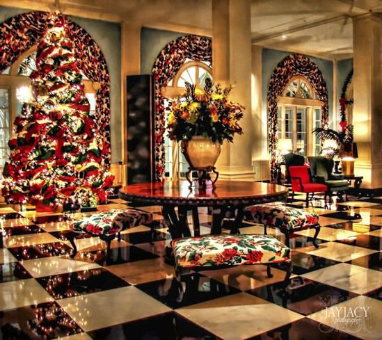 8 Best Christmas At The Greenbrier Images On Pinterest