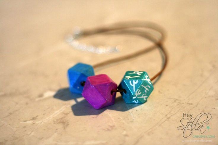 Jewellery : It's Cactus Wood Bead Necklace