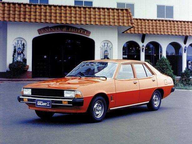Mitsubishi Galant Σ