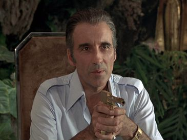 TIL the Golden Gun from the N64 Goldeneye game is a one shot kill weapon to reflect how its original wielder Scaramanga never missed a shot nor needed more than one bullet to kill an enemy.