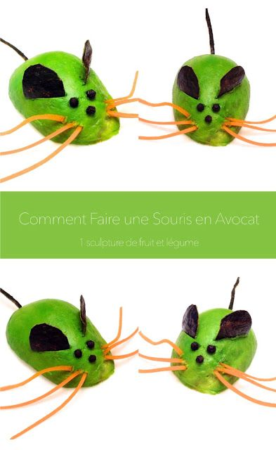 10 images about animaux en fruits et l gumes on pinterest fun food for kids videos and crabs. Black Bedroom Furniture Sets. Home Design Ideas