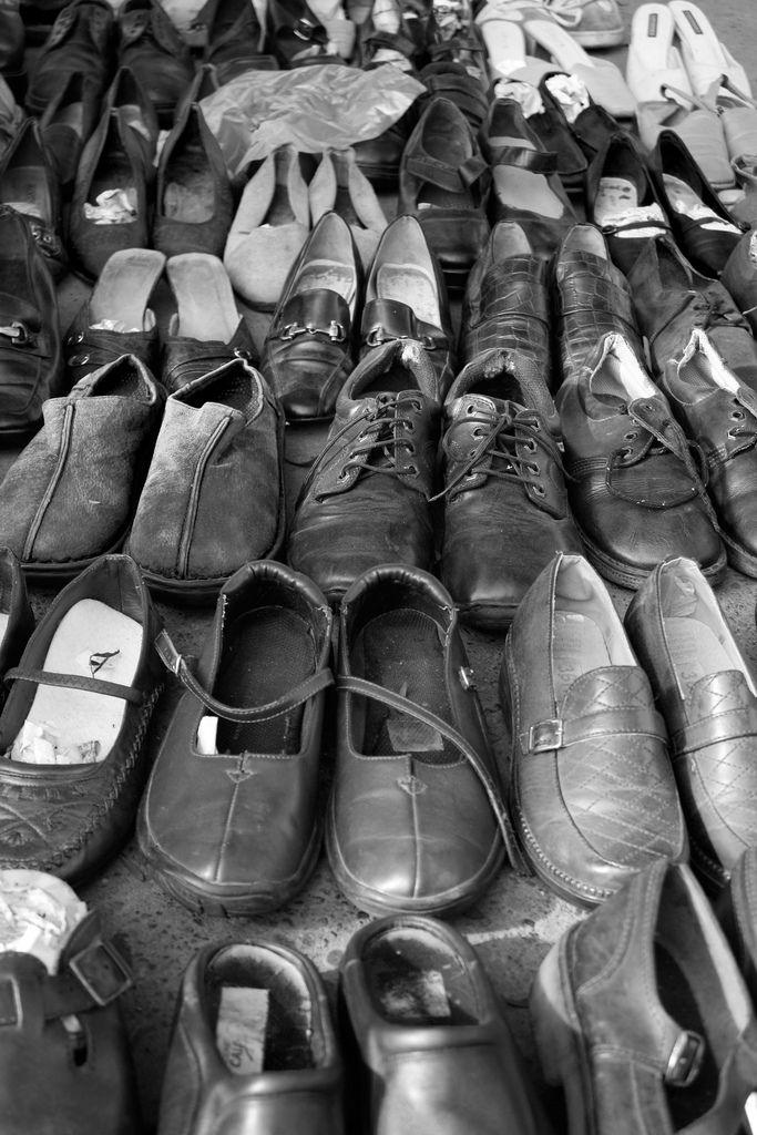 Padre, y mis zapatos? | por Nadie dijo Nada...