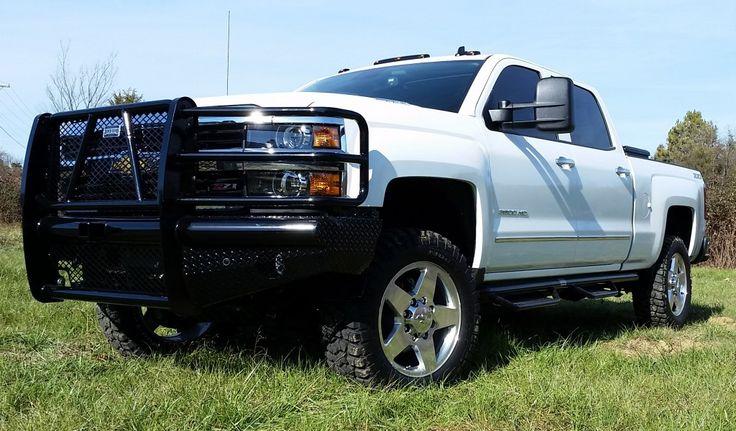 1000 Ideas About 2015 Chevrolet Silverado 2500hd On