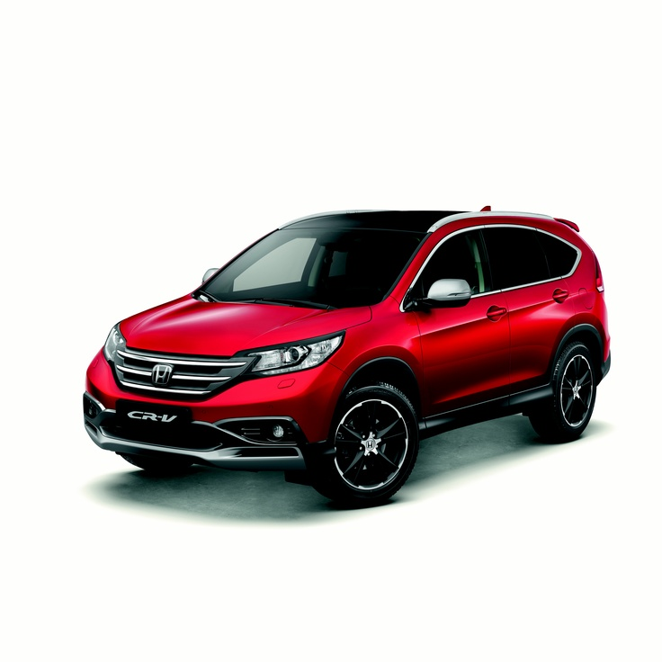 I WANT!!!!!!!!! The All New Honda CR-V 2013 front View