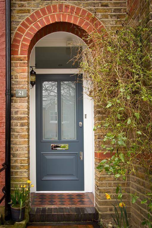 The Queen Anne Door (Victorian Door) (P20 D80) colour?