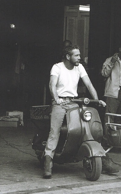 Paul Newman - Skooter