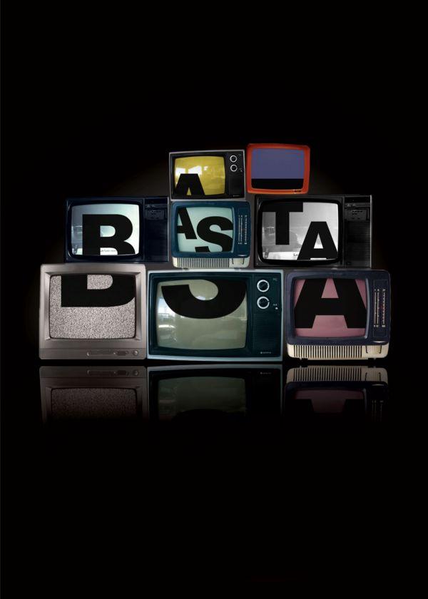 BASTA - Divagazioni sul dissenso on Behance