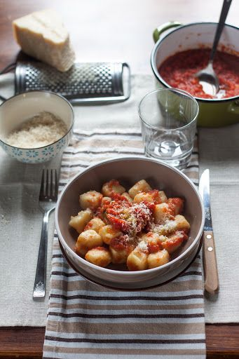 Potato gnocchi Recipe on Yummly