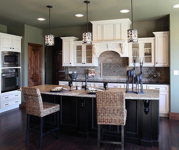 Black Glazed Kitchen Cabinets: 112 Best Images About Shiloh Cabinets On Pinterest
