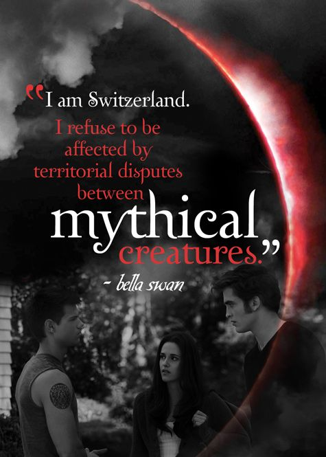 Free Printables: Eclipse Part 1  Movie Quotes {Twilight Saga