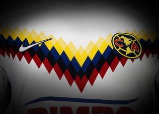 The Aguilas' new kits feature Nike Football's latest design innovation and materials.