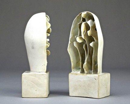 Forthcoming Ruth Duckworth Exhibition at Racine Art Museum USA - News | Erskine Hall & Coe, Ceramics + Modern Art
