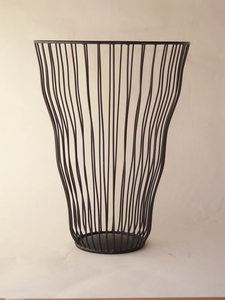 Wire Waste Paper Basket best 20+ industrial waste baskets ideas on pinterest | rustic cake