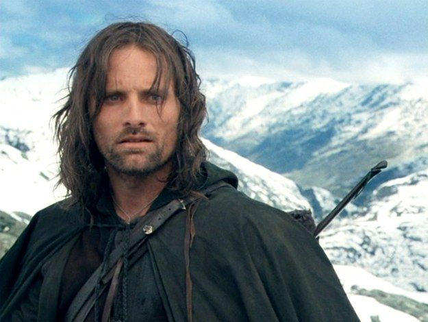 """I got Aragorn! Which Male """"Lord Of The Rings"""" Character Would Fall In Love With You?"""