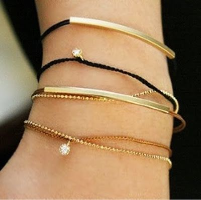 bracelets tendance 2013 2014