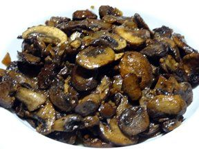 Keepers / Sautéed Mushrooms Recipe: These mushrooms are absolutely fantastic! Delicious complement to your next grilled chicken or steak dinner.