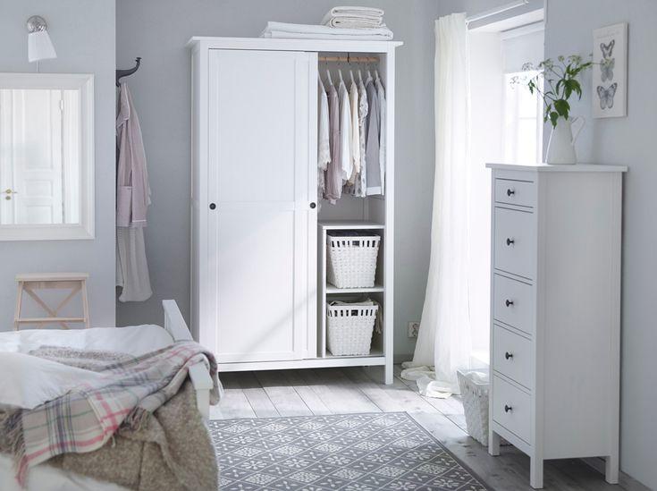 oltre 25 fantastiche idee su hemnes wardrobe su pinterest ... - Planner Camera Da Letto Ikea