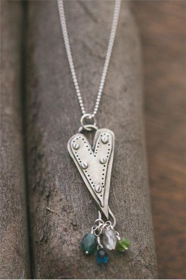 strong love necklace | Lisa Leonard Designs