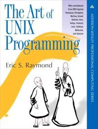 The Art of UNIX Programming poses the belief that understanding the unwritten UNIX engineering tradition and mastering its design patterns will help programmers of all stripes to become better programmers. This book attempts to capture the engineering wisdom and design philosophy of the UNIX, Linux, and Open Source software development community as it has evolved over the past three decades, and as it is applied today by the most experienced programmers