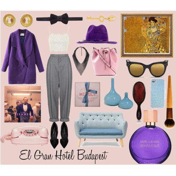 The Grand Budapest Hotel by angie-or on Polyvore featuring moda, Topshop, Chicnova Fashion, Boutique, Kurt Geiger, Michael Kors, sweet deluxe, Spektre, 2Me Style and Lanvin