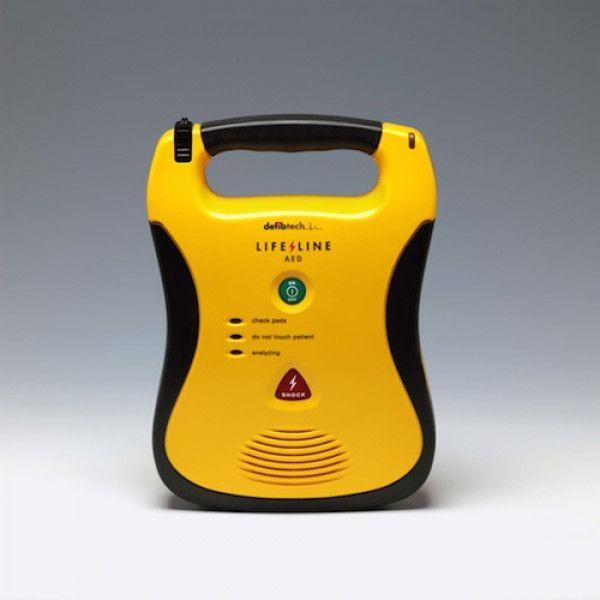 Defibtec® Lifeline Automated External Defibrillator (AED) - Defibrillator - Diagnostic, Evaluation & Equipment