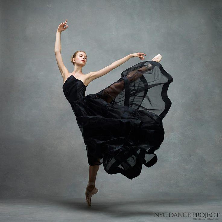 Miriam Miller ballerina @ NYC Dance Project