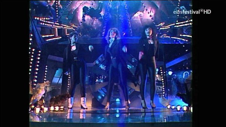 Crusin' Gang   Tap Dancing Einsfestival WWF Club 1985