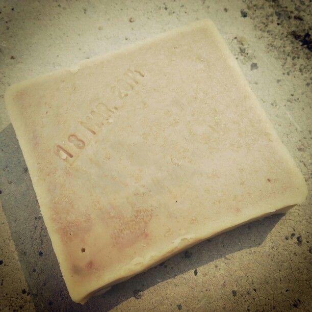 Sapone al vino moscato - natural wine soap