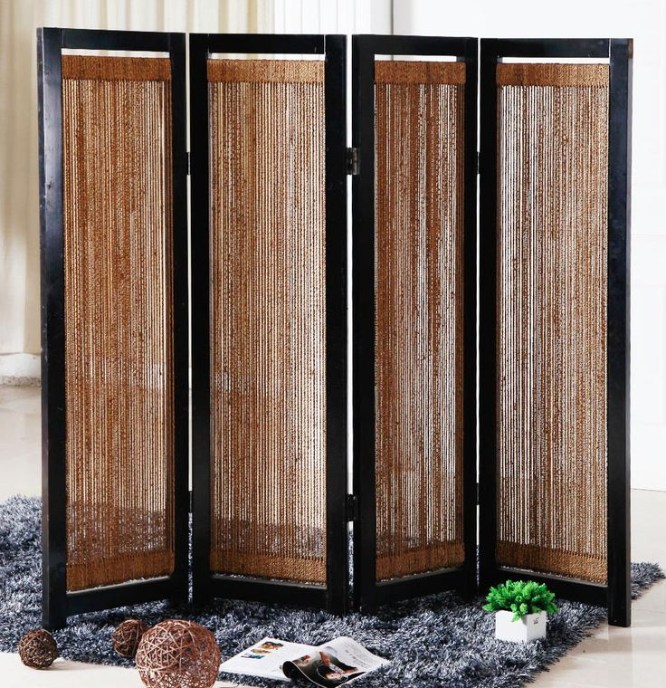 Best 10 Diy room divider ideas on Pinterest Curtain divider
