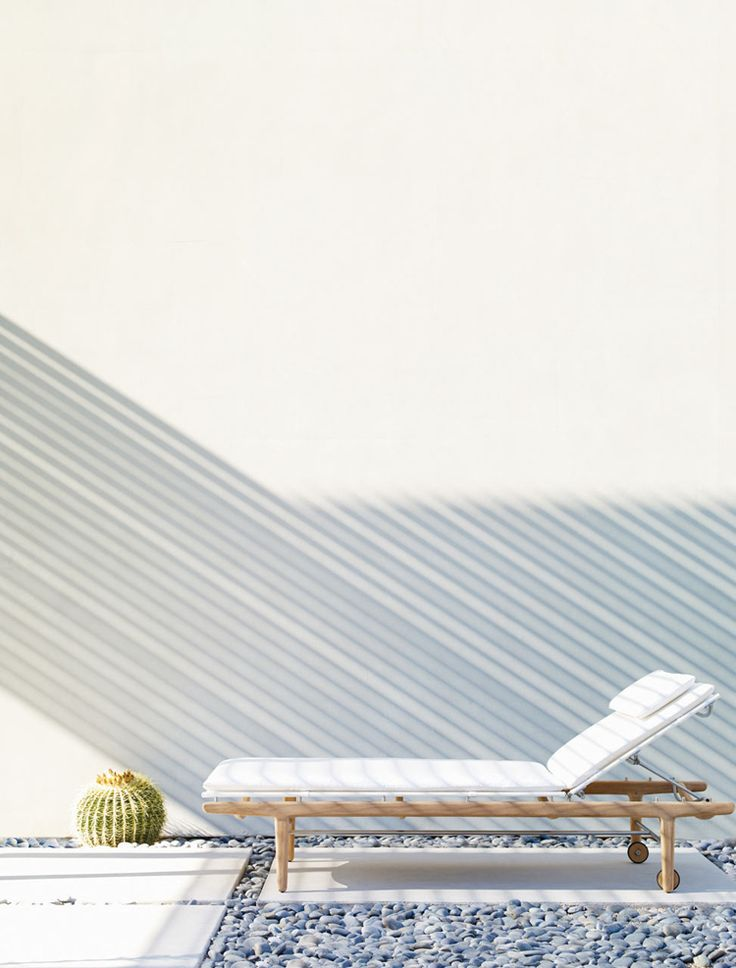 Finn Outdoor Collection by Norm Architects