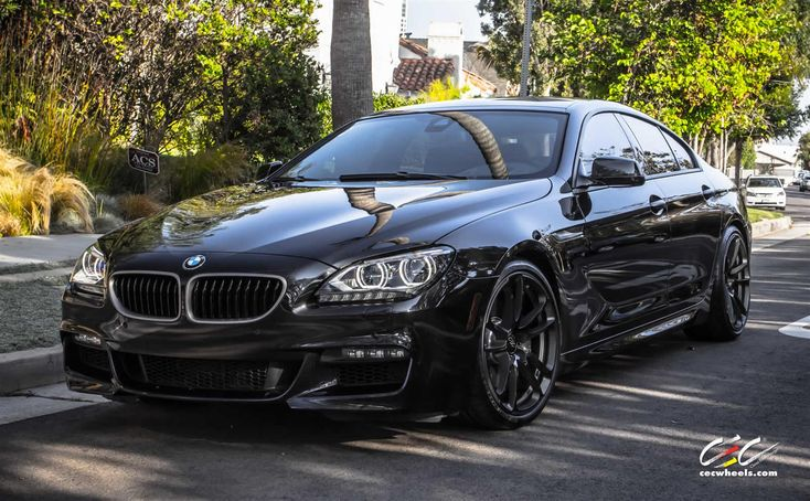BMW 650i Gran Coupe by CEC in Los Angeles CA