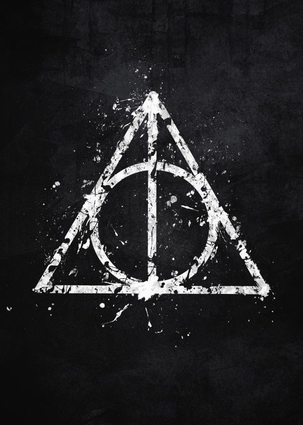 Harry Potter- The Deathly Hallows