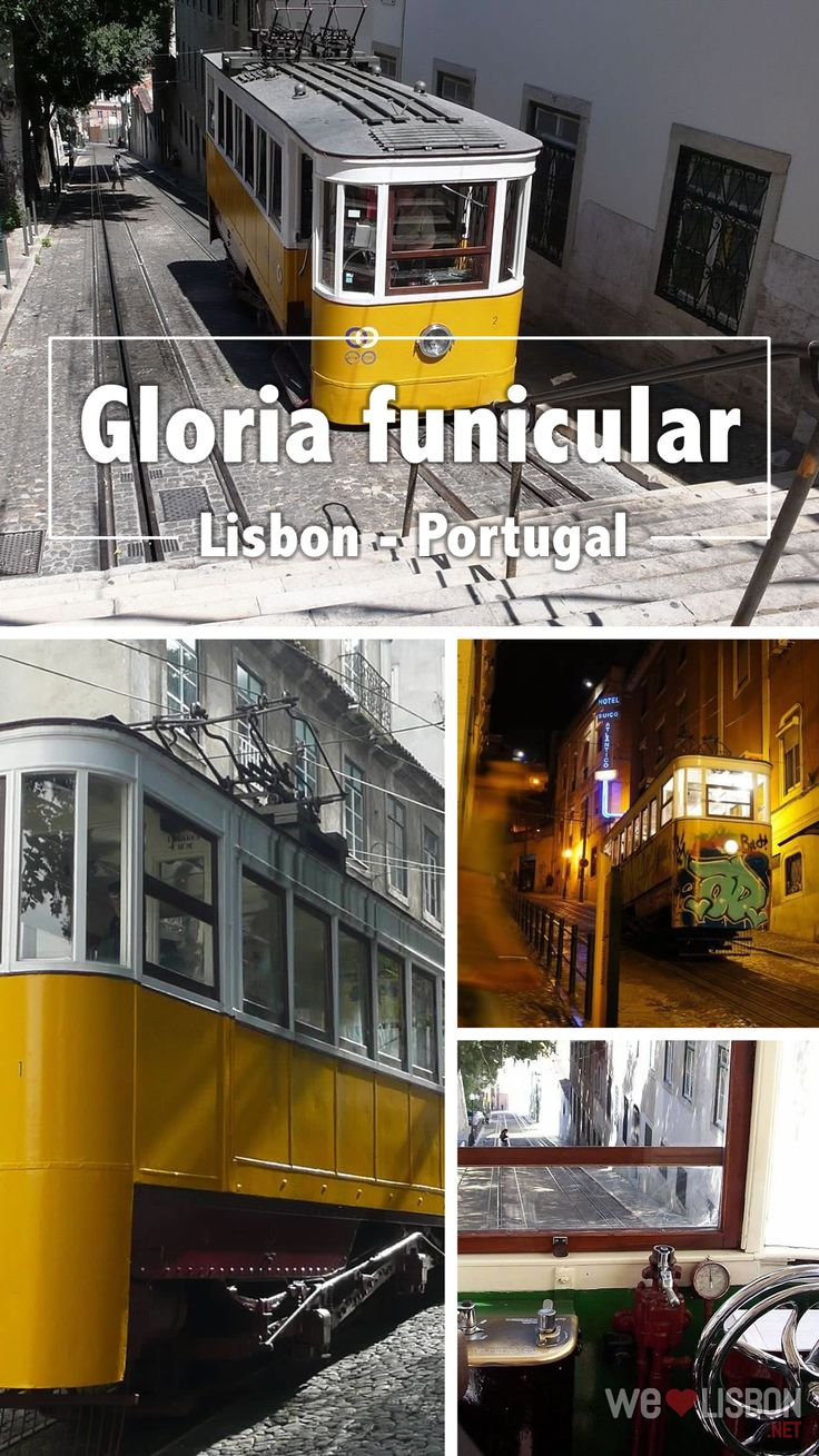 Glória Funicular holds a special place in the heart of the Lisbonites. It was the year of 1987 when the Portuguese rock band 'Rádio Macau' dedicated it a song that we're pretty sure everyone, at the time, sang at least once.