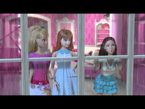 Barbie™ Life in the Dreamhouse -- Cringing in the Rain - YouTube