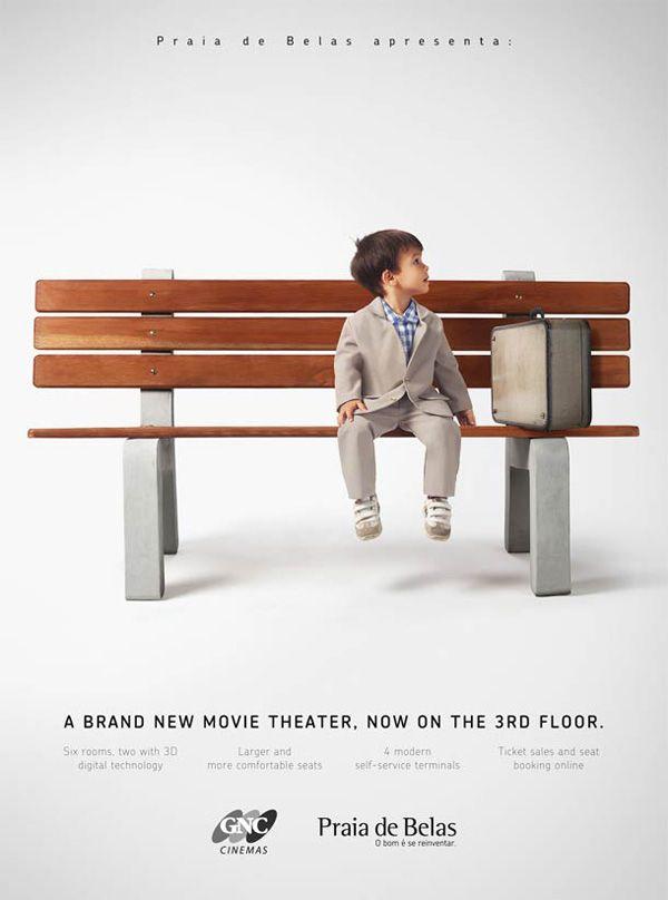 Affiches insolites : des héros de films version... gamins !